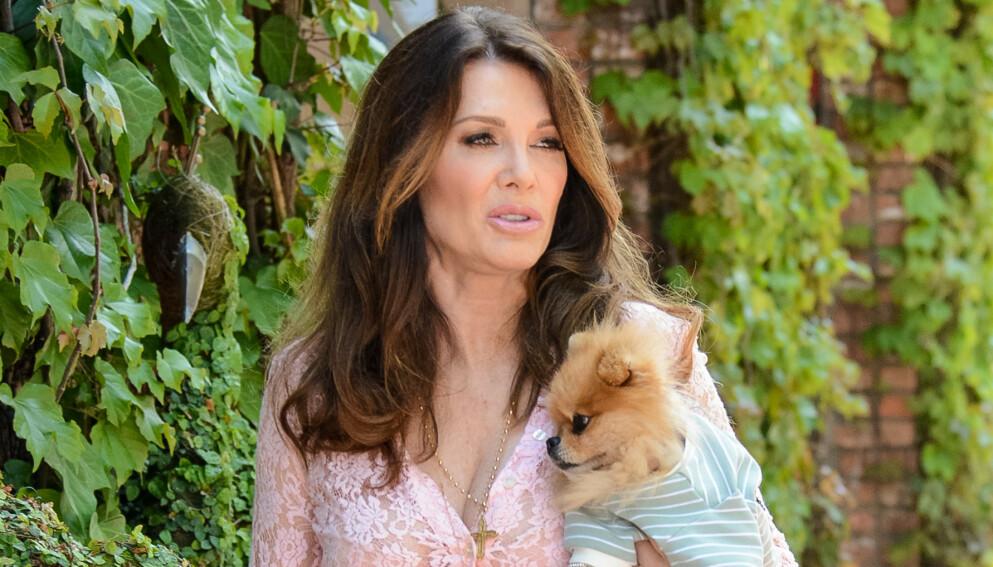 NEKTER: Lisa Vanderpump sluttet i «Real Housewives of Beverly Hills» etter en evig strid med kollegene. Over to år etter er hun fremdeles ikke på talefot med flere. Foto: Bauer-Griffin/ Splash News/ NTB