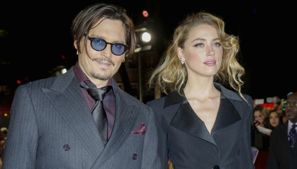 NEDERLAG: Hollywood-stjernen Johnny Depp får ikke anke dommen Foto: Joanne Davidson/REX/ NTB