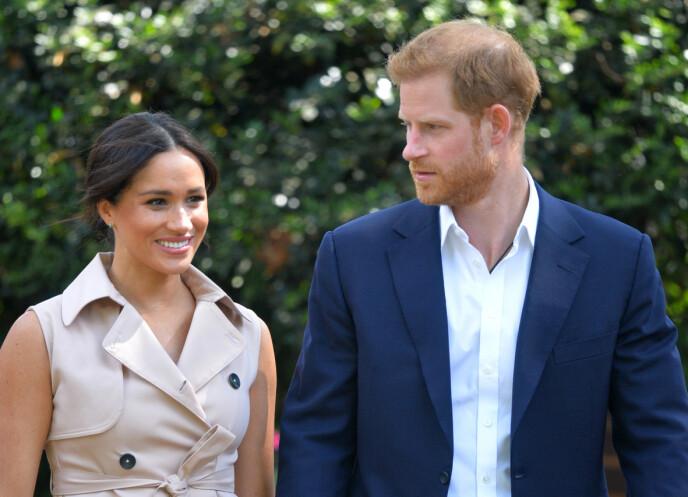 IKKE BEGEISTRET: Fyrst Albert mener at hertugparet burde holdt seg for god for praten med Oprah Winfrey. Foto: Dominic Lipinski / AP / NTB