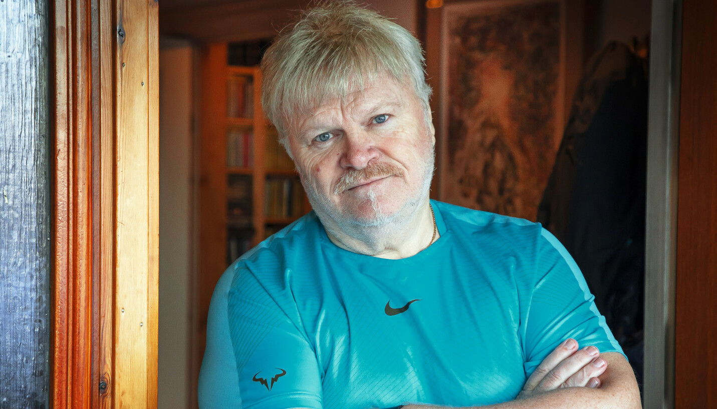 KJENNER PÅ USIKKERHETEN: William er usikker på Ole Ivars' fremtid, etter et helt år uten spillejobber, og med koronaen som ikke slipper taket … FOTO: Tore Skaar