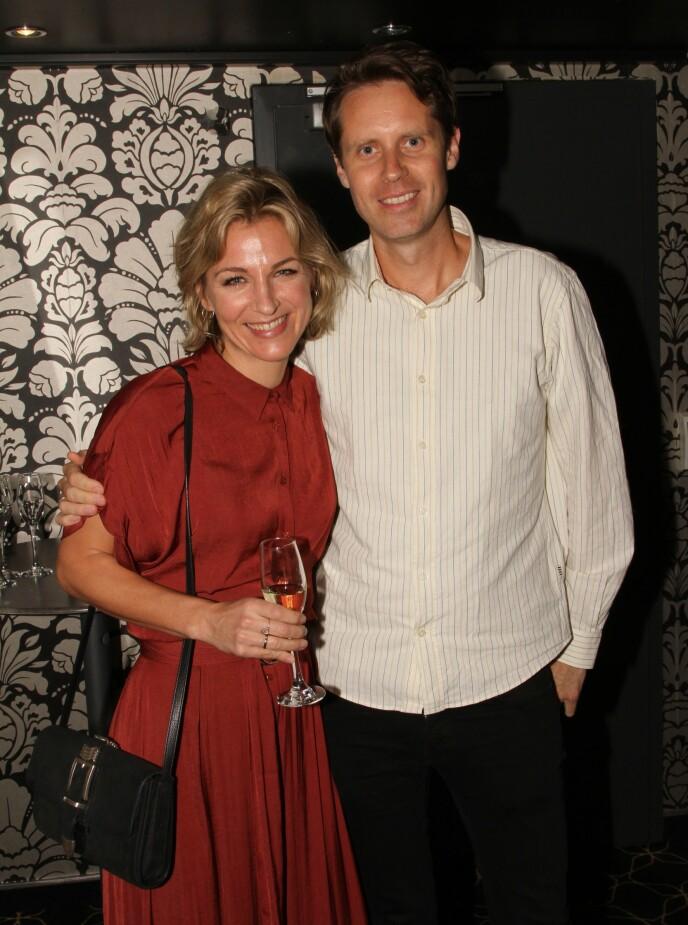 GODT GIFT: Guri Solberg og musikerektemannen David Vogt er ikke særlig romantiske. - Men det er mye kjærlighet, sier hun til Se og Hør. Foto: Bent Are Sigvaldsen / Se og Hør