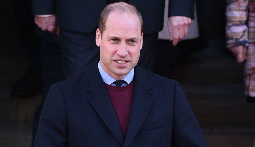 FÅR TYN: Prins William ble nylig «kåret» til den mest sexy skallede mannen i verden. Dette får flere fans til å klø seg i hodet. Foto: Oli Scarff / AFP / NTB