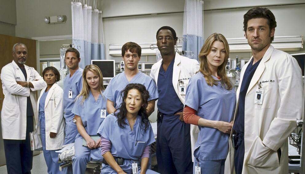 COMEBACK: Sesong 17 av «Grey's Anatomy» har bydd på flere overraskelser for seerne. Nå varsler imidlertid en av skuespillerne at seerne har enda mer i vente. Foto: NTB
