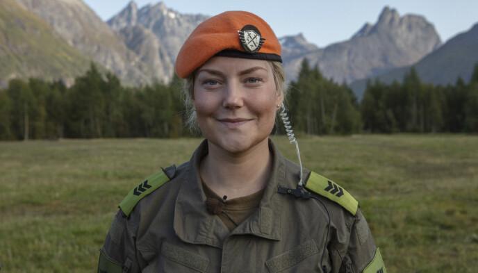 TRØKKER TIL: Mari Thorsen er én av dem som gjør sitt for å pushe deltakerne i det populære TV 2-programmet. Foto: Matti Bernitz, TV 2