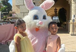 Slik feiret de påsken
