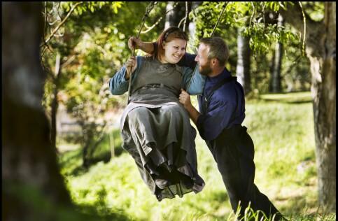 Image: - Vi delte ikke tro og vokste fra hverandre