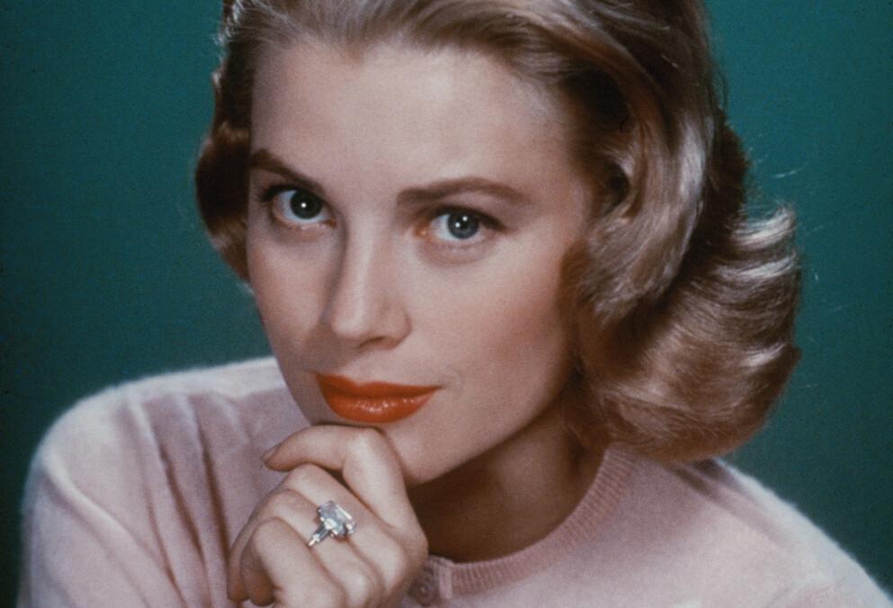 FILMSTJERNENS TRAGISKE SKJEBNE: Fyrstinne Grace Kelly av Monaco ble bare 52 år gammel. Hun døde under tragiske omstendigheter i september 1982. FOTO: NTB