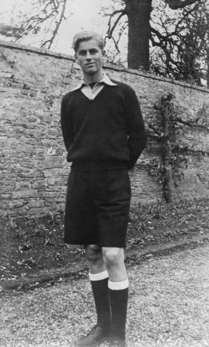 TURBULENT OPPVEKST: Prins Philip ble sendt for å bo med slektninger rundt om i Europa da familien flyktet fra Hellas. Foto: PA Wire / NTB