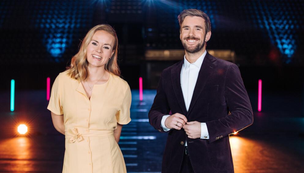 FERDIG: «Senkveld» sendes for siste gang i mai. Foto: Helene Kjærgaard / TV 2