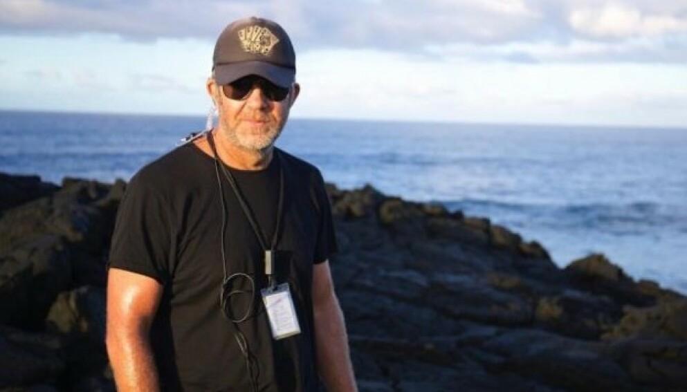 DØDE: John Clabburn omkom etter en ulykke da han gjorde hagearbeid forrige uke. Foto: Gofundme