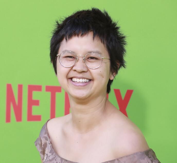 ANKLAGER: Skuespiller Charlyne Yi . Her under en filmpremiere i mai 2019. Foto: Mark Von Holden / INVISION / TT / NTB
