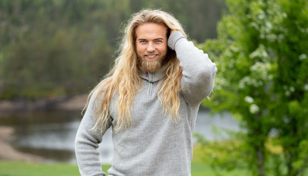 VANT: Lasse Matberg vant årets «Farmen kjendis», og fikk dermed en bil til en halv million kroner i premie. Foto: Espen Solli / TV 2