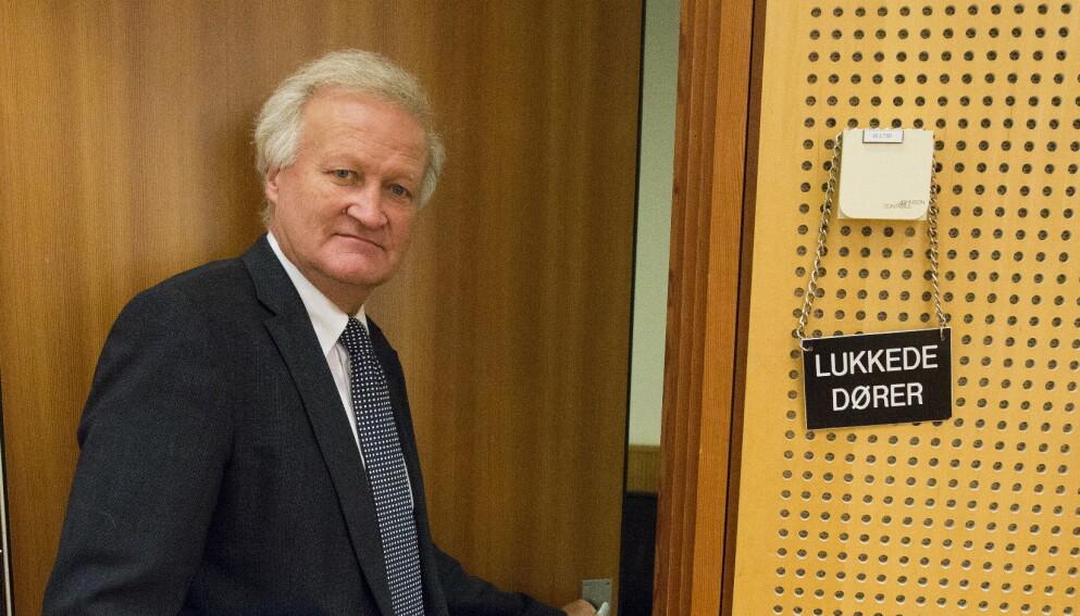 PROFILERT: Advokat Tor Kjærvik har jobbet med flere av Norges største kriminalsaker. Foto: Tore Meek / NTB