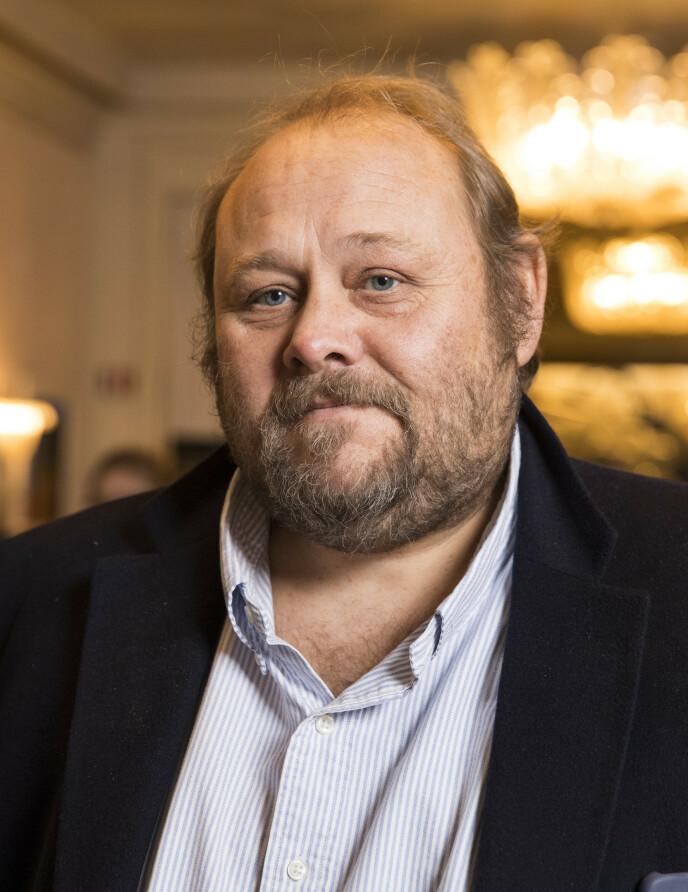 PREGET: Se og Hørs ansvarlige redaktør er preget etter drapet på advokat Tor Kjærvik. Foto: Håkon Mosvold Larsen / NTB