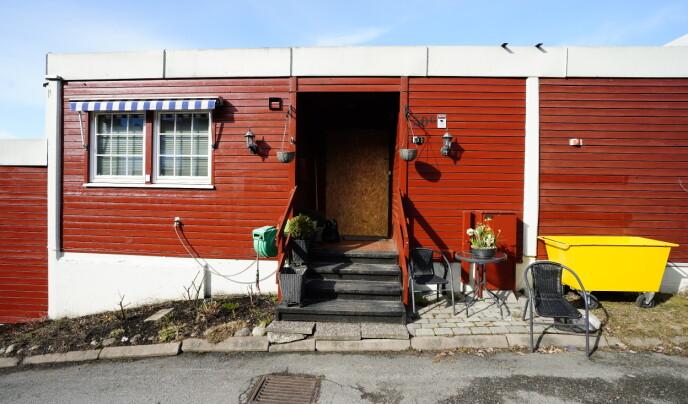 DREPT: Tor Kjærvik ble skutt og drept i sitt eget hjem på Røa mandag kveld. Foto: Lise Åserud / NTB