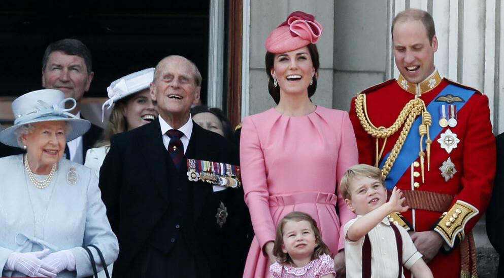 BEGRAVELSE: Prins Philip begraves lørdag. Nå er gjestelisten klar. Foto: Kirsty Wigglesworth / AP / NTB