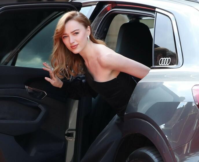 STJERNESTATUS: Phoebe Dynevor gikk fra å være relativt ukjent til superstjerne etter «Bridgerton»-rollen. Foto: Beretta/Sims/Shutterstock/NTB