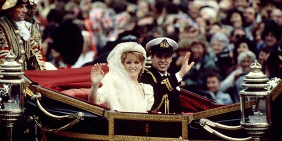 Image: Derfor manglet hun i begravelsen