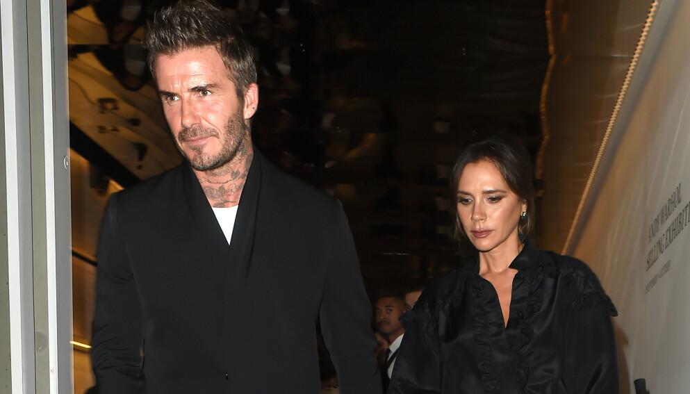 KLUBBEIER: Den tidligere fotballstjernen David Beckham forklarer at fotballen må gjøre alt i sin makt for å ta vare på supporterne. Foto: Splash News / NTB
