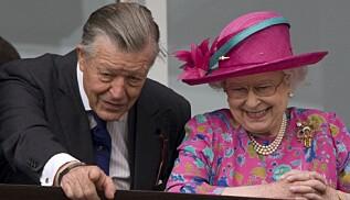 Image: Døde dagen prins Philip ble begravet