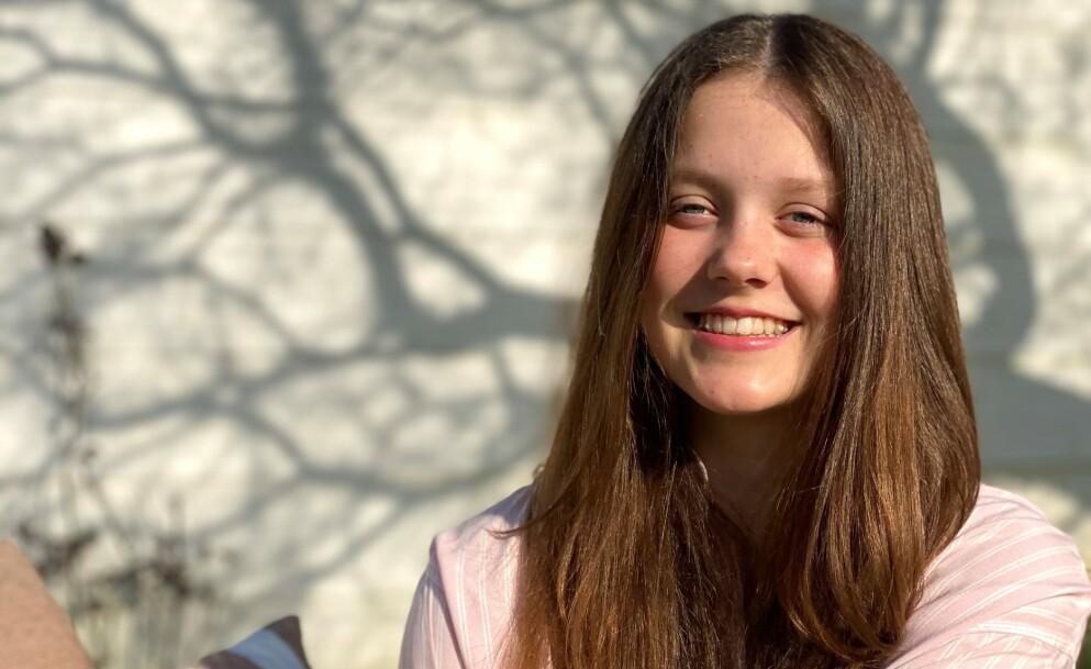 BURSDAG: Prinsesse Isabella fyller 14 år i dag 21. april. Foto: Kronprinsesse Mary / Det danske kongehus