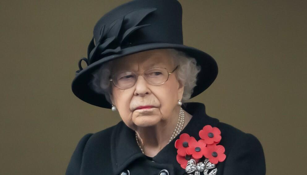 UTTALELSE: På bursdagen sin 21. april takker britenes monark for all støtten familien har opplevd den siste tiden. Foto: Paul Grover / Shutterstock Editorial / NTB