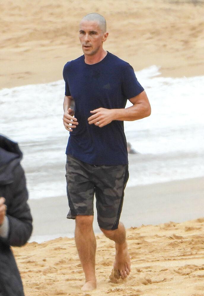 UVANT: Skuespilleren er nok en gang i ferd med å totalforvandles for en filmrolle. Foto: Media-mode / Splashnews.com / NTB