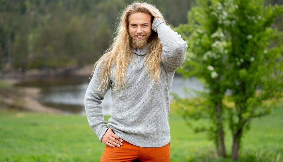 IKKE SINGEL: I fredagens utgave av Se og Hør kan realityprofil Lasse Matberg røpe at han har fått seg kjæreste. Foto: TV 2