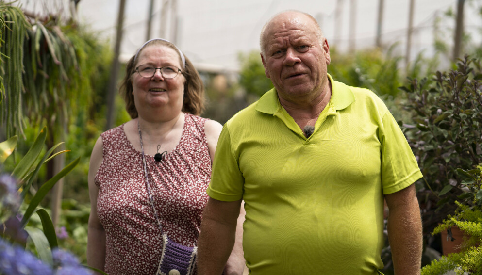 DØD: Bjørge Olsen, kjent fra blant annet «Charterfeber» er død, 61 år gammel. Det bekrefter kona Tove Olsen. Foto: TV3 / Nent Group