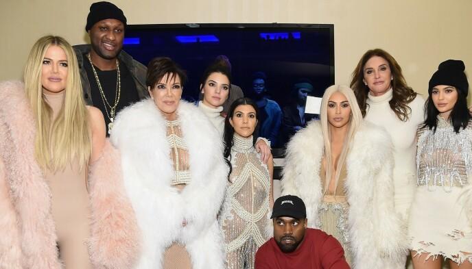 Geen politieke steun: ondanks de goede relatie van Caitlyn met de familie Kardashian, zullen ze haar campagne niet steunen.  Foto: Jamie McCarthy / Getty / NTB