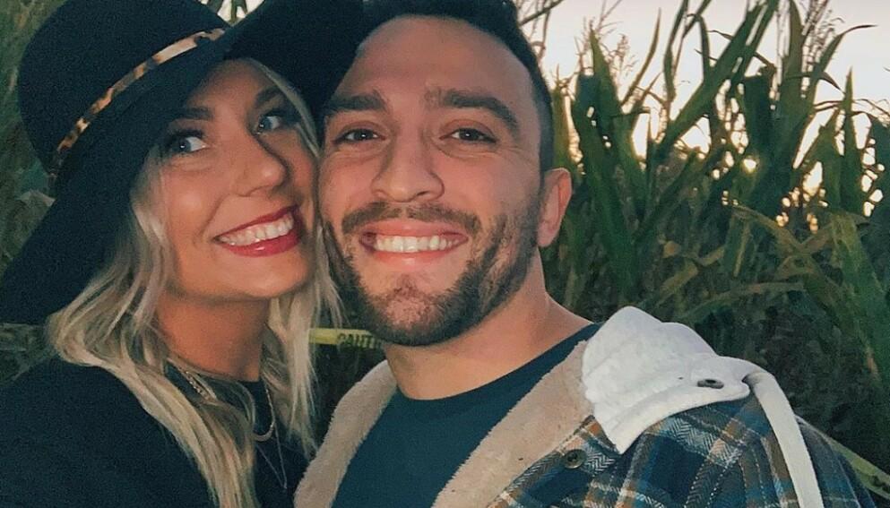 BLE FORELDRE: Mark Cuevas og kjæresten fikk sitt første barn sammen. Foto: Skjermdump Instagram/markanthonycuevas_