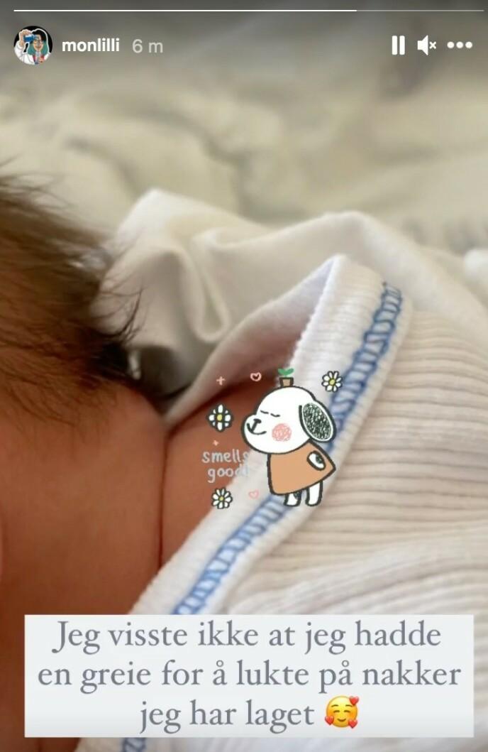 FØDT: Selda Ekiz har fått sitt første barn. Foto: Privat / Instagram