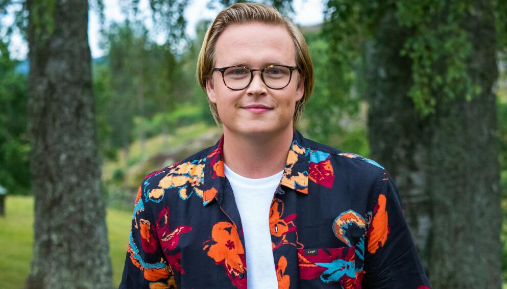 TØFF TID: Vidar Villa avslører en tøff tid i sin nye EP. Foto: Thomas Andersen / TV 2 / NTB