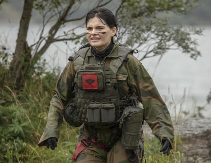NY HVERDAG: Tv-profil og artist Ulrikke Brandstorp mener hun har lært mye av deltakelsen i «Kompani Lauritzen». Foto: Matti Bernitz / TV 2