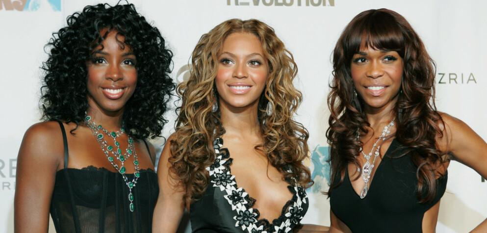 SØSTRE: «Destiny's Child»-artistene er fortsatt svært gode venninner. Foto: Diane Bondareff / AP / NTB