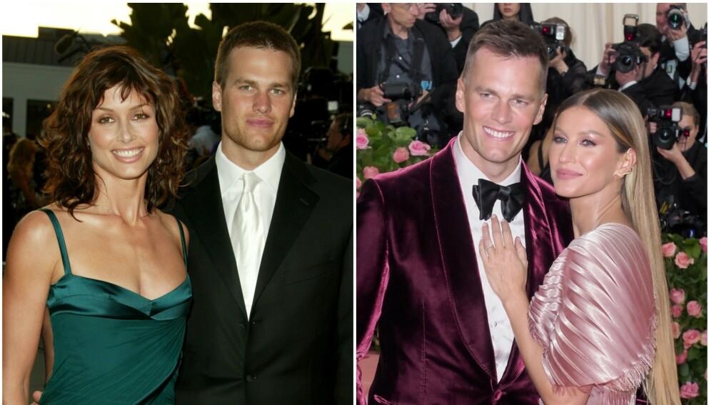 EKSEN OG KONA: Med Bridget Moynahan har Tom Brady en sønn, og med Gisele Bündchen har han en sønn og en datter. Foto: Matt Baron/BEImages/SplashNews/NTB