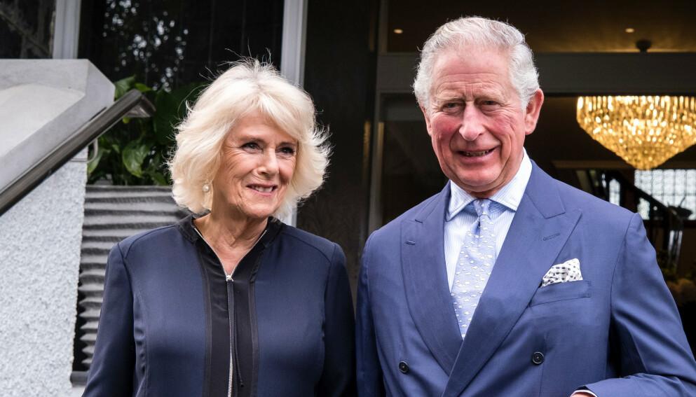 DRONNING?: Hvis dronning Elizabeth (95) dør, blir prins Charles (72) konge. Det er imidlertid ikke sikkert hans kone, hertuginne Camilla (73) blir dronning. Foto: Shutterstock/NTB