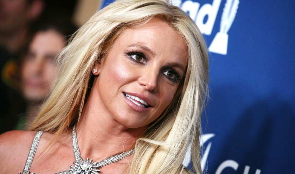 MISFORNØYD: Britney Spears er lite fornøyd med de to nyeste dokumentarene om hennes liv. Foto: Matt Baron / REX / NTB