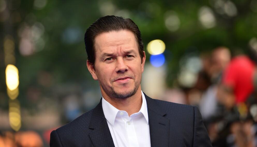 NY ROLLE: Skuespiller Mark Wahlberg sjokkerer stort på Instagram, når han nå viser frem sin nye kropp. Foto: Joanne Davidson / REX / NTB
