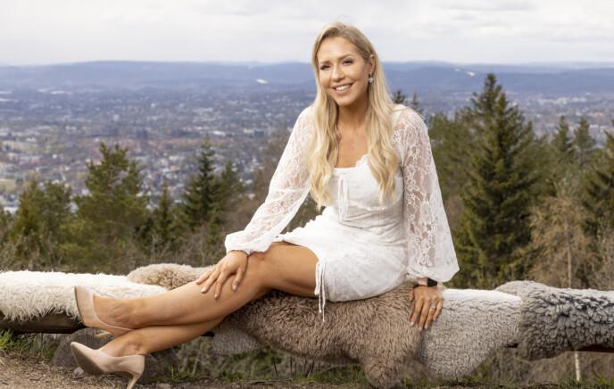REDD: Aurora Gude har fobi for fjell, men håper at deltakelsen kan bidra til å overvinne frykten. Foto: Morten Bendiksen