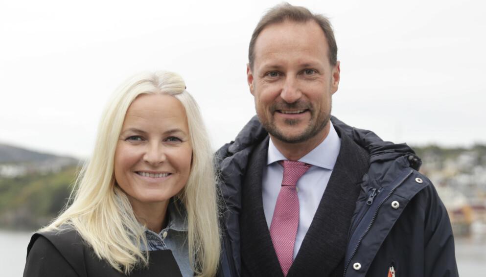KOMMER IKKE: Det norske kongehuset deltar ikke i prins Christians konfirmasjon i Danmark neste uke. Foto: Tore Meek / NTB Foto: Berit Roald / NTB