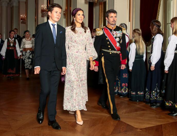 KONFIRMERES: Prinsens konfirmasjon blir svært amputert grunnet pandemien. Foto: Lise Åserud / NTB