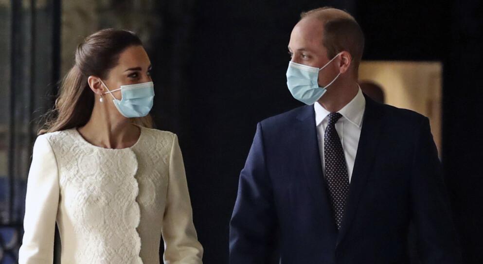 FORANDRING FRYDER?: Kate og William har den siste tiden gått sin egen vei. Foto: Aaron Chown / AP / NTB