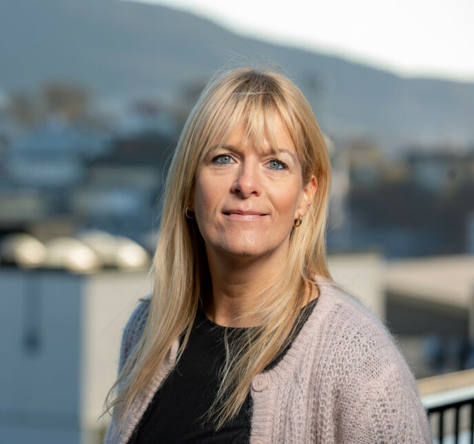 STORFORNØYD: - Utrolig gøy, sier programredaktør Kathrine Haldorsen til Se og Hør. Foto: Eivind Senneset / TV 2 / NTB