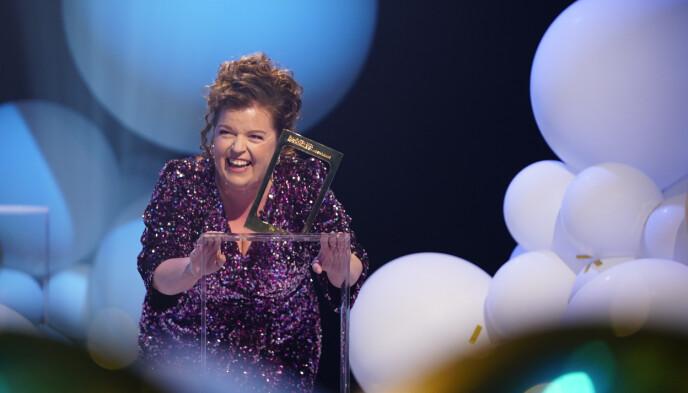VANT: Else Kåss Furuseth vant pris for Årets programleder. Foto: Espen Solli / TV 2