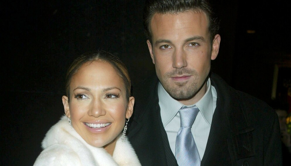 GJENFORENT?: Jennifer Lopez og Ben Affleck var et av Hollywoods hotteste par fra 2002 til 2004. Nå spekuleres det på om stjernene har funnet sammen igjen. Her avbildet i 2002. Foto: Matt Baron / BEI / REX / NTB