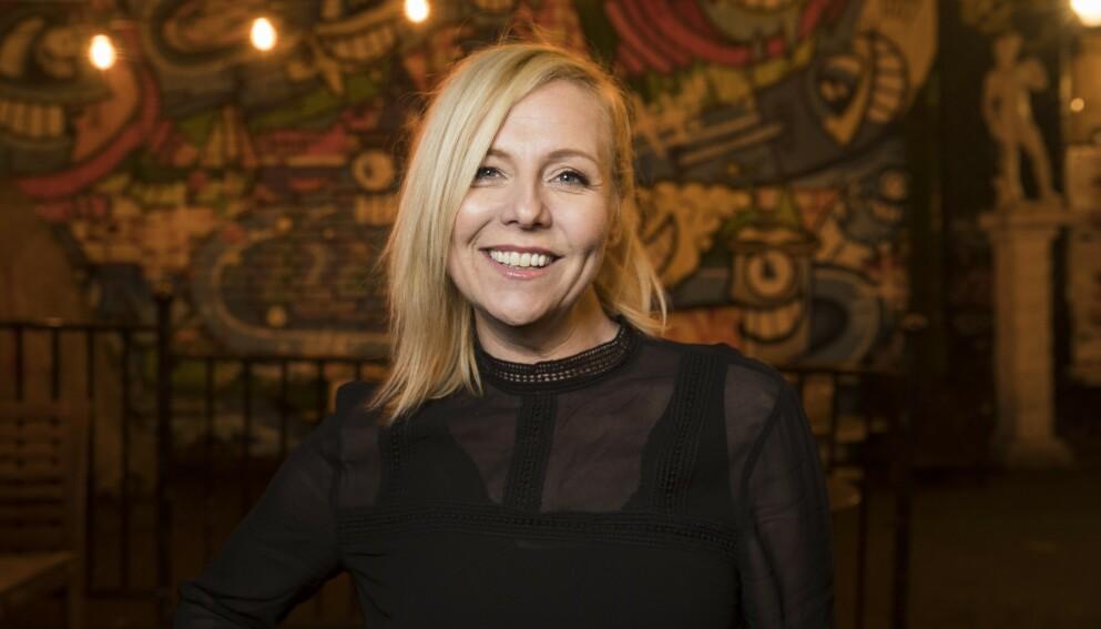 BRUDD: Linn Skåber bekrefter i podkast at det er slutt mellom henne og Simon Malm. Foto: Espen Solli