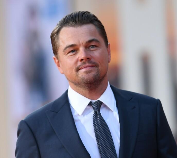 SUPERSTJERNE: Leonardo DiCaprio er en etablert Hollywood-skuspiller, og har medvirket i flere filmer i årenes løp. Foto: Valerie Macon / AFP / NTB