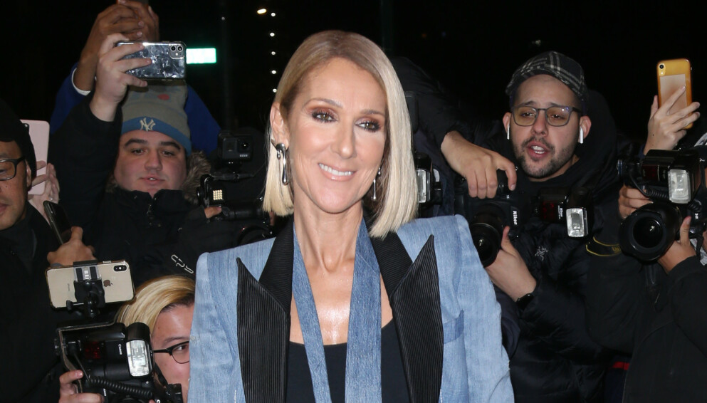 STJERNELIV: Céline Dion selv er vant med å være i rampelyset. Familien sin pleier hun derimot å verne godt om. Foto: ENT / SplashNews / NTB