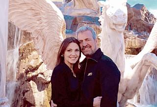 Mona Grudts kjærlighetshistorie: Se de private bryllupsbildene